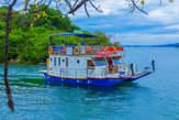 Cruise with Iliza Houseboat - Rwanda