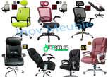 Des chaises de bureau ergonomique - Sénégal