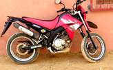 Yamaha xt125x  - Sénégal
