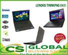 Lenovo Thinkpad E431 - Sénégal