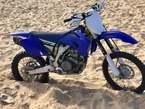 Yamaha 450  - Sénégal