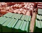 Tuiles 100% terre cuite garantie 70ans - Sénégal