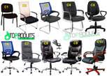 Des chaises bureau - Sénégal