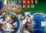 Vente d'encens thiouraye djeddah - Sénégal