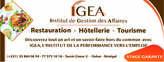 Rentrée Académique  2018-2019  Igea - Sénégal