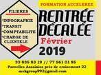 Formation Accélérée Session Février - Sénégal