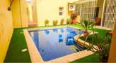 Villa avec piscine meublées  - Sénégal