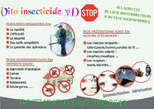 Produit insectes - Sénégal