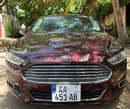 Ford Fusion Titanium (2013) - Sénégal
