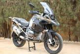 BMW R 1200 GS Adventure - Sénégal
