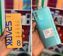 TECNO SPARK 8 (2 GB+64 GB ) NEUFS- SCÉLLÉS. - Sénégal