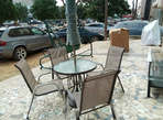 Tables+4 chaises - Sénégal