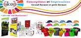 Conception Et Impression Numérique - Sénégal