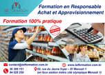 IST Formation : Res Achat et Appro - Tunisie