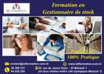 Gestionnaire De Stock-Ist Formation - Tunisie
