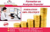 Ist Formation - Analyste Financier - Tunisie