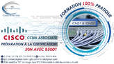 Formation CCNA Routing & Switching - Tunisie