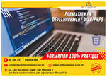 Formation en Développement WEB PHP5 - Tunisie