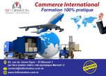 Ist Formation :Commerce International - Tunisie