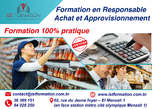 Responsable Achat Approvisionnement -Ist Formation - Tunisie
