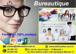 Formation En Bureautique - Tunisie