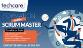 Formation Métier Scrum Master  - Tunisie