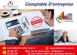 Formation En Comptable D'entreprise - Tunisie