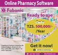 Online Pharmacy Software - Tanzania