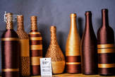 Ican Bottles for Home & Office Decoration - Tanzania