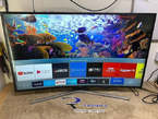 Samsung 49″ Curved 4K Ultra HD Certified HDR Smart TV - Tanzania
