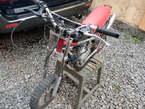 50cc Two-stroke Pit bike - Tanzania