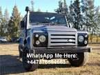 2013 Land Rover Defender - Tanzania