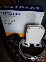 Netgear WGR612 54MBPS Wireless Router