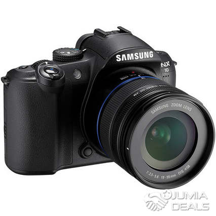 Samsung Nx 10 Dslr