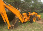 Ford 4600 Excavator - Tanzania