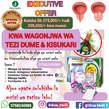 DAWA KWA WAGONJWA WA TEZI DUME & KISUKARI   - Tanzania