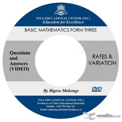 Basic Mathematics DVD | | Jumia Deals