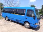 29 Seats Toyota Coaster-DNT - Tanzania