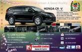 Honda CR-V 2012 - Tanzania