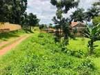 50 Decimals for sale at Mukono Mpoma - Uganda