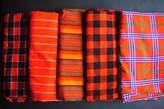 Masai Blanket - Uganda