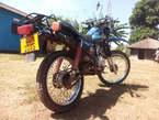 Bike for Saale - Uganda