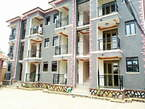 Ntinda 500k double room apartment for rent - Uganda