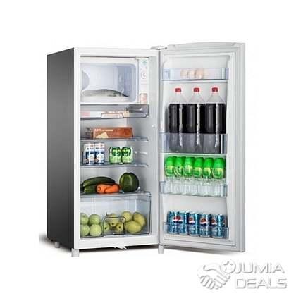 Hisense Hisense 195L Single Door Refrigerator - Silver