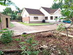 Bukoto 35 decimals plot for sale with Milo title and a house for sale - Uganda