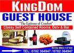 Guest House-Self Contained Rooms   - Uganda