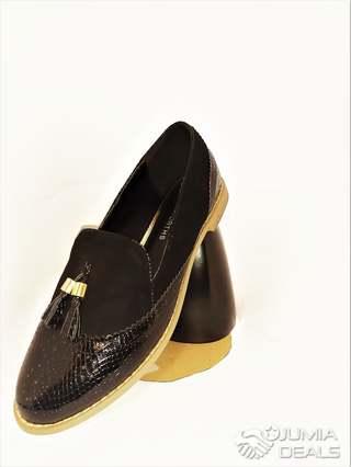 Truworths Black Ladies Flat shoes