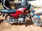 Well maintained Bajaj Boxer on quick sale at 4.4m in Kirinya, Bweyogerere - Uganda