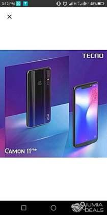 Techno Camon 11