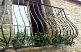 Wrought iron balconies of high quality mode - Uganda